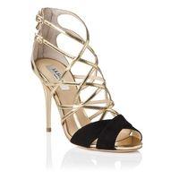 L.K. Bennett Jolie formal sandals, Black - ladies-designer-shoes.co.uk