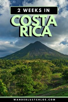 costa rica itinerary one week ; costa rica itinerary two weeks ; costa rica itinerary with kids ; South America Destinations, South America Travel, Travel Destinations, North America, Honduras, Panama, Holidays To Mexico, Monteverde, Costa Rica Travel
