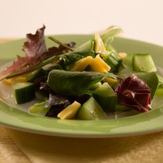 Mixed Greens and Maple Dressing - Price Chopper Recipe