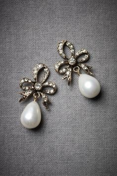 BHLDN earrings, $165