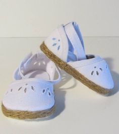 American Girl Shoes, 18 Inch Doll Shoes, WHITE CANVAS SHOES SANDALS The Wishlist Store,http://www.amazon.com/dp/B007TCNKYU/ref=cm_sw_r_pi_dp_OPKWsb0JD7BETHNN