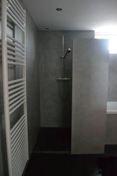 betonlook badkamer muren - Google zoeken