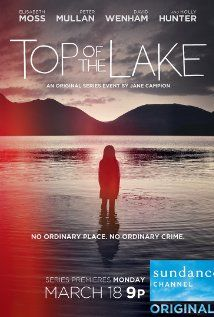 Top of the Lake (2013) Poster