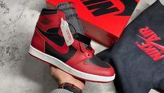 "Nike Air Jordan 1 Retro High 85 ""Varsity Red"" Basketball Shoes BQ4422 600 AJ1 Sneakers Cheap Jordan Shoes, Cheap Jordans, Air Jordan Sneakers, Sneakers For Sale, Jordans Sneakers, Air Jordans, Red Basketball Shoes, Jordan 1 Retro High, Men's Shoes"