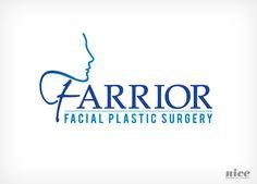 Nice Branding for Farrior Facial Plastic Surgery by Nice Branding Agency :: www.BrandNicely.com #nice #brand