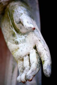 I like religious statues. by HelloLionHeart., via Flickr