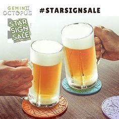 Cheers to our #starsignsale @geminioctopus @eastrandmall @fourways_mall get your perfect gift this Father's day! #fathersday ##love @balvi_gifts