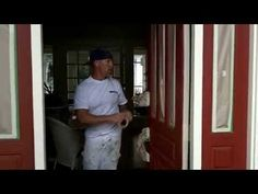 Rolling Up A Paint Sprayer Hose - YouTube