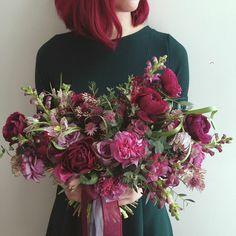 Burngurdy flowers