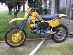 Suzuki RM 500 cc.