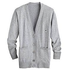 Love this GS Cardigan.. it washes well and is sooo soft $42.00. It also comes in Navy!