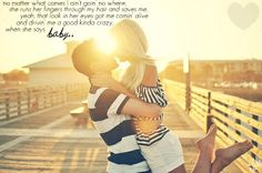 """""""When She Says Baby"""" -Jason Aldean"""