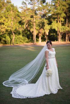 Bridal Portrait | Bride on Wedding Day | Innisbrook Palm Harbor Wedding Photographer LIsa Otto Photography