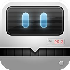 Weightbot iOS App Icon
