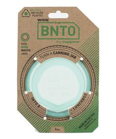 Look what I found on #zulily! Mint BNTO Lunch Box Adapter - Set of Two by Cuppow #zulilyfinds