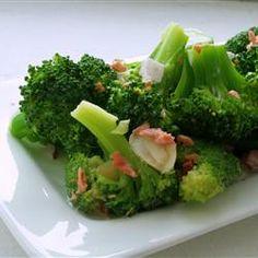 Broccoli Salad IV - I'm looking for that perfect broccoli salad that I had at a wedding reception!
