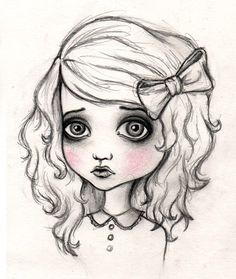 ... Drawing Idea, Cartoon Girls, Art Drawings, Cartoon Drawings, Drawings