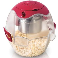 Enjoy theater-quality popcorn that you can customize to everyone's taste. Hamilton Beach Popcorn Poppers make preparing the famous snack so easy that it wil Cool Kitchen Gadgets, Home Gadgets, Cooking Gadgets, Cooking Tools, Kitchen Items, Cool Kitchens, Kitchen Dining, Modern Kitchens, Cooking Utensils