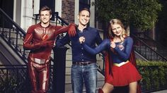 """December 2 2015: No Crossover for """"Supergirl"""" and """"The Flash&quot..."""