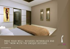 """Make your wellwishers enthralled and say """"wow"""" with unique designs"""