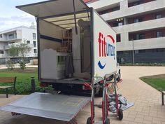 Umzugswagen richtig beladen: Das sollten Sie keinesfalls in den Transporter packen Transporter, Moving House Tips