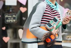 London Fashion Week: Sweet Like Candy