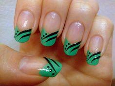nail art con rotuladores - Buscar con Google