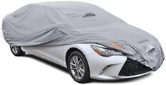 """Motor Trend TrueShield Waterproof Car Cover - Heavy Duty Outdoor Fleece-Lined Sonic Coating - Ultimate 6 Layer Protection (XL Up to 210"""" L) International Shopping, Cheap Cars, Car Covers, Car Shop, Interior Accessories, Snug, Online Shopping, Outdoor, Usa"""