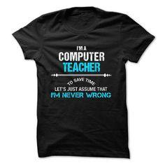 Love being A COMPUTER TEACHER T Shirts, Hoodies. Get it now ==► https://www.sunfrog.com/No-Category/Love-being--COMPUTER-TEACHER.html?41382 $21.99