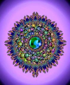 Fractal Purple