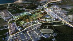 Galeria - Proposta de Plano Diretor para Madla-Revheim / MVRDV + Space Group - 11