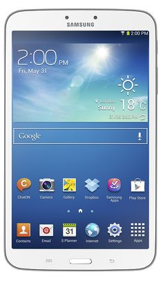 Samsung Unveiled 8-inch Galaxy Tab 3 -  [Click on Image Or Source on Top to See Full News]