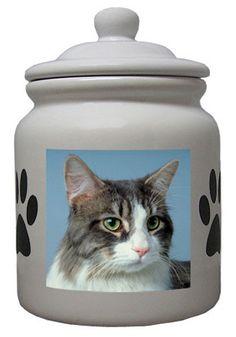 Cat Cookie Jar, Ceramic Cookie Jar, Cookie Jars, Cat Lovers, Ceramics, Cookies, Cats, Prints, Color