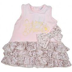vestido com calcinha cotton oncinha glam baby classic. Moda bebê, Moda Infantil, Roupas de Bebê, roupas Infantis, Fashion Baby, Fashion Kids, bebê roupas, roupas de bebê. www.boobebe.com.br