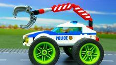 Lego 60239 CITY patrouille de police jouet voiture Set avec COP Mini-Figurine livraison gratuite
