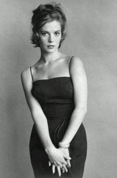 Natalie Wood. Real, thoughtful, and curvy--women as they are just about anywhere but in movies, TV, magazines, and so on--but in the past they were accepted, more or less, as they are, not as we would want them to be. Debatable, but it often seems the case...