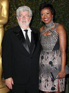 """Congrats, George! """"George Lucas and Mellody Hobson Engaged"""""""