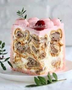 VK is the largest European social network with more than 100 million active users. 3d Cakes, Cupcake Cakes, Sweet Recipes, Cake Recipes, Photo Food, Valentines Day Cakes, Easy Cake Decorating, Russian Recipes, Cake Creations