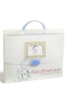 BabyBriefcase® Document Organizer available at #Nordstrom