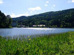 Hijiri Lake at Chikuma Nagano
