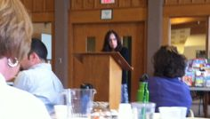 Barbara gives and update from the Office of Religious Education