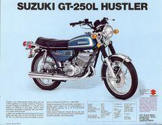 Suzuki Hustler, GT-250L | Flickr - Photo Sharing!