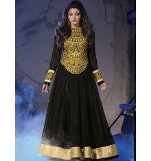 Engima Embroidery Un-Stitched Anarkali Suits - mf-en-09