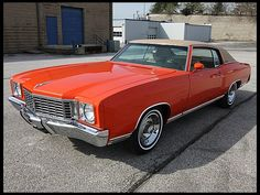 My Dream Car, Dream Cars, Bone Stock, Chevy Muscle Cars, Chevrolet Monte Carlo, Old School Cars, Jeep Truck, Chevy Impala, Us Cars