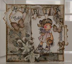 Monique Lokhorst Designs: Hello Baby Marin!