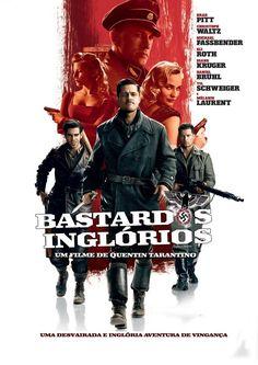 Bastardos Inglórios, de Quentin Tarantino; Eli Roth