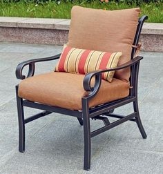 Menards Patio Chairs For One Cent Kd Smart Chair Owner S Manual 14 Best Images Arredamento Backyard Creations Home Furnishings Palm Bay Rocker At With Blue Green Cushions