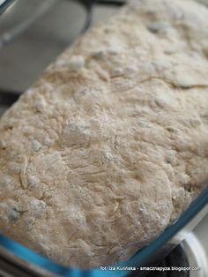 ciasto-chlebowe-w-naczyniu-zaroodpornym Bread, Food, Gastronomia, Brot, Essen, Baking, Meals, Breads, Buns