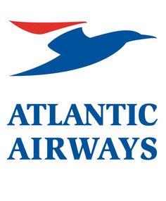 ATLANTIC AIRWAYS Logo. (BRITISH).