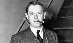 "EVELYN WAUGH. ""O God, make me good, but not yet."""